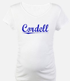 Cordell, Blue, Aged Shirt