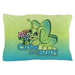 Cute Bug Pillow Case