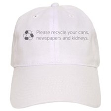Cute Lung transplant Baseball Cap