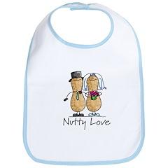 Nutty Love Bib