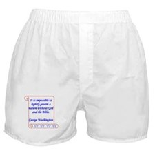 Impossible Boxer Shorts
