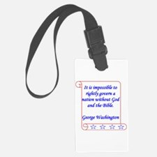 Impossible Luggage Tag