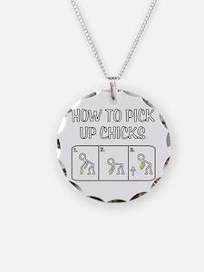 Pick Up Chicks Necklace