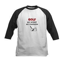Golf My Sport My Passion Tee