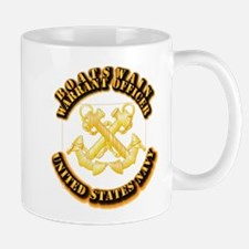 Navy - WO - Boatswain Mug