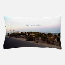 Jersey Shore NJ Pillow Case