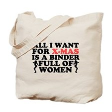 Binder Of Women Tote Bag