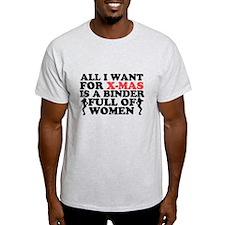 Binder Of Women T-Shirt