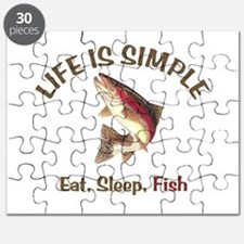 Life is Simple Puzzle