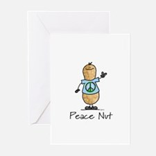 Peace Nut Greeting Cards (Pk of 10)