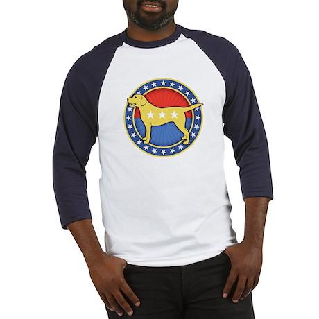 Yellow Dog Baseball Jersey