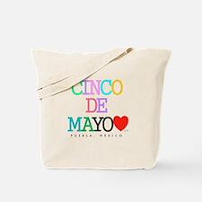 Cinco de Mayo Classic Rnbo Lrg Puebla, Mexico Tote