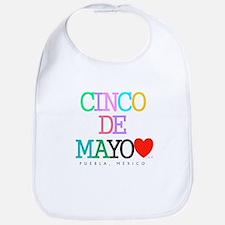 Cinco de Mayo Classic Rnbo Lrg Puebla, Mexico Bib