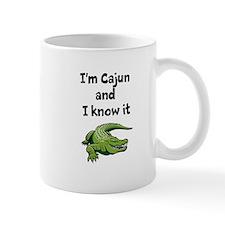 Im Cajun and I know it Mug