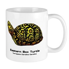 Eastern Box Turtle Small Mug