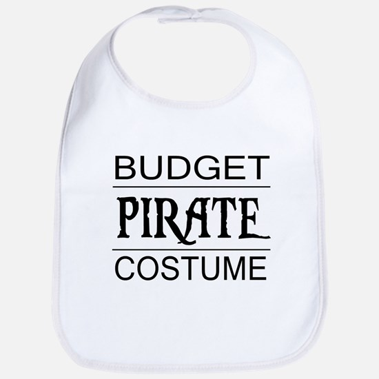 Budget Pirate Costume Bib