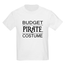 Budget Pirate Costume T-Shirt