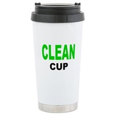 CLEAN CUP.png Travel Mug