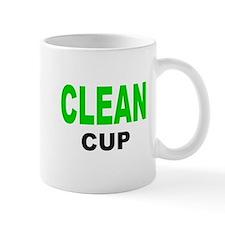 CLEAN CUP.png Mug