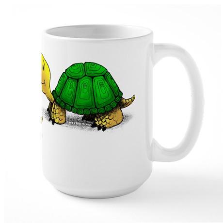 Large Turtle Coffee Mug