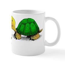 Turtle Coffee Small Mug