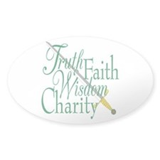 Order of the Amaranth Decal