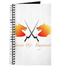 Horses and Bayonets Journal