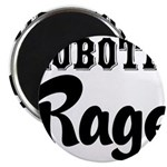LoveAngel.jpg Round Car Magnet
