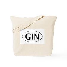 Unique Gin Tote Bag