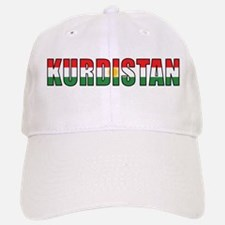 Kurdistan Baseball Baseball Cap