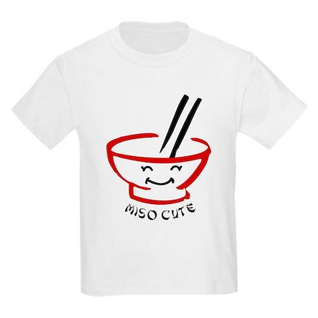 Miso Cute Kids Light T-Shirt