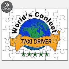 Cute Taxi cab Puzzle