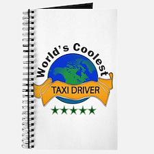 Unique Yellow cab Journal