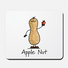 Apple Nut Mousepad