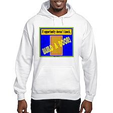 Build A Door-Milton Berle/t-shirt Hoodie