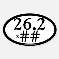 26.2 How many times? - Oval - Single/Double Digit