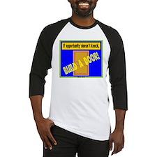 Build A Door-Milton Berle/t-shirt Baseball Jersey