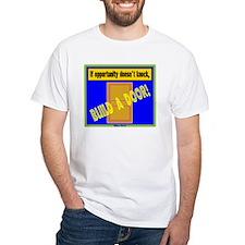 Build A Door-Milton Berle/t-shirt Shirt
