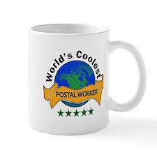Unique World's best mail carrier Mug