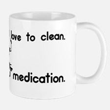 Medicated Housewife Mug
