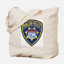 Avalon Catalina Police Tote Bag
