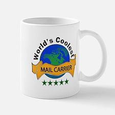 Cute World%27s best mail carrier Mug