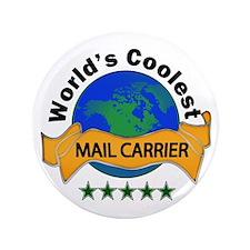 "Cute Carrier 3.5"" Button (100 pack)"