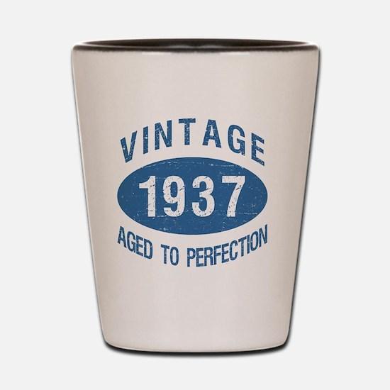Perfection Shot Glass