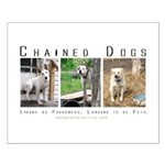 3 Chained Dogs: Longing to be Small Poster