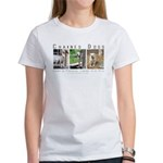3 Chained Dogs: Longing to be Women's T-Shirt