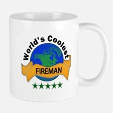 Unique World%27s greatest firefighter Mug