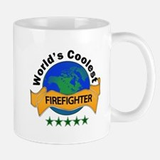 Cute World%27s greatest firefighter Mug