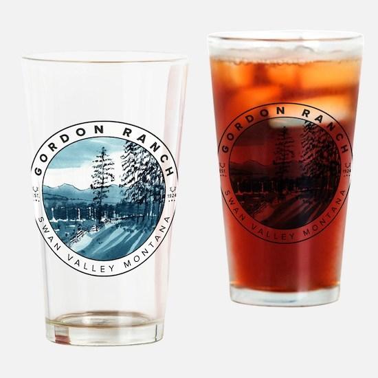 Unique Gordon Drinking Glass