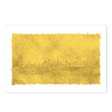 San Fran Skyline - Postcards (Package of 8)